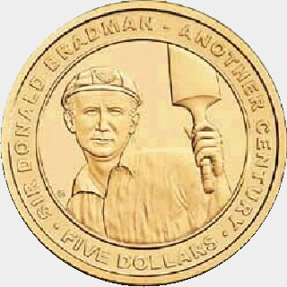 2008  Five Dollar reverse