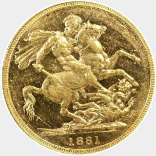 1881-M Narrow Truncation Long Tail Full Sovereign reverse
