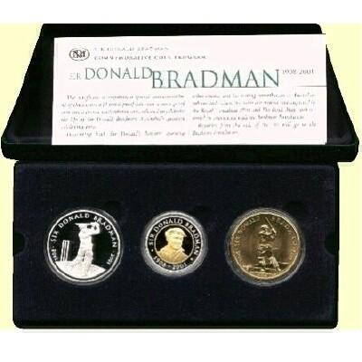 Sir Donald Bradman Commemorative Coin Program