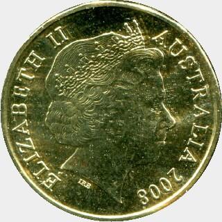 2009  One Dollar obverse