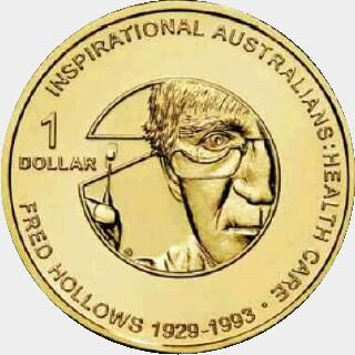 2010  One Dollar reverse