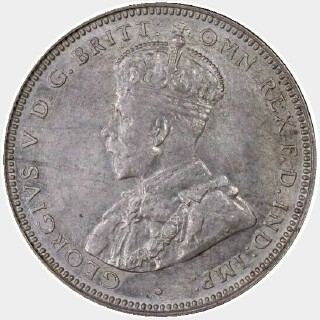 1934  One Shilling obverse