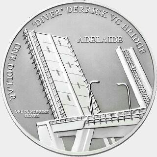 2011  One Dollar reverse