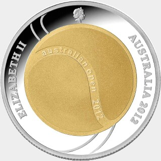 2012 Proof Two Dollar obverse