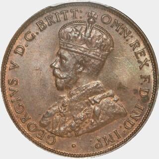 1931  Penny obverse