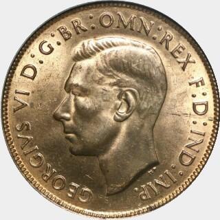 1948  Penny obverse