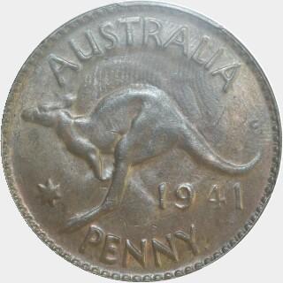 1941-Y  Penny reverse