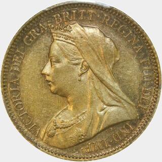 1900-S  Half Sovereign obverse