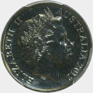 2012  Five Cent obverse
