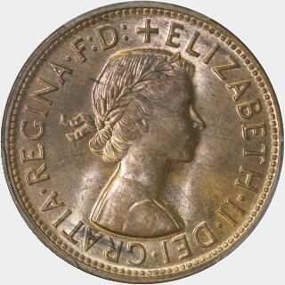 1955  Penny obverse
