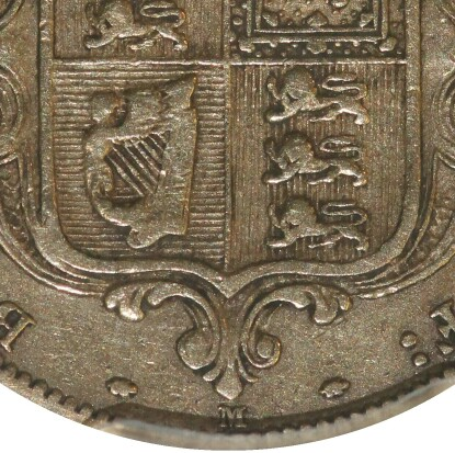 1886 Melbourne (this coin)