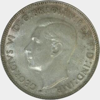 1945  Florin obverse