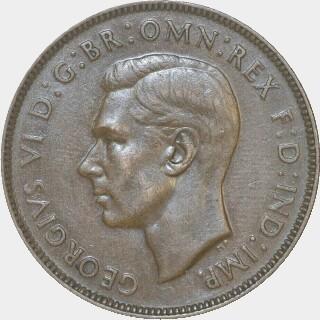 1941  Penny obverse
