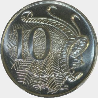 2016  Ten Cent reverse