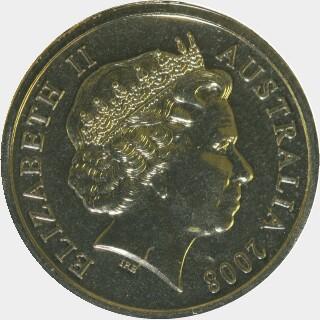 2008  Two Dollar obverse