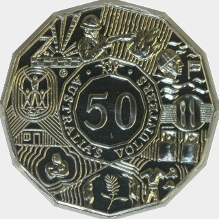 2003  Fifty Cent reverse