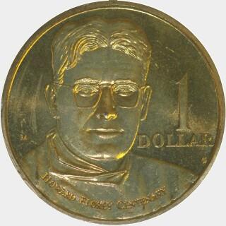 1998-M  One Dollar reverse