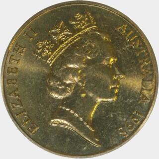 1998-M  One Dollar obverse
