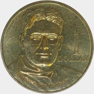 1998-S  One Dollar reverse