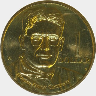 1998-A  One Dollar reverse