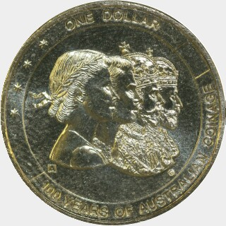 2010-A  One Dollar reverse