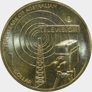 2006-B  One Dollar reverse