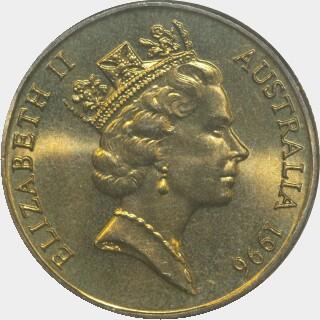 1996-A  One Dollar obverse