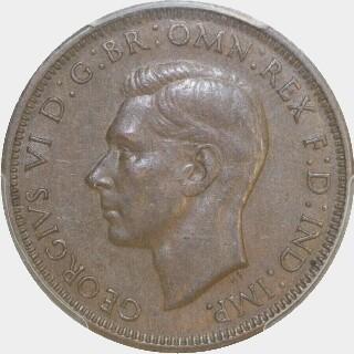 1942-I Sans I Penny obverse