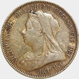 1899-M  Half Sovereign obverse