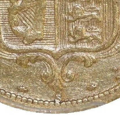 S mintmark indicates Sydney mint (this issue)