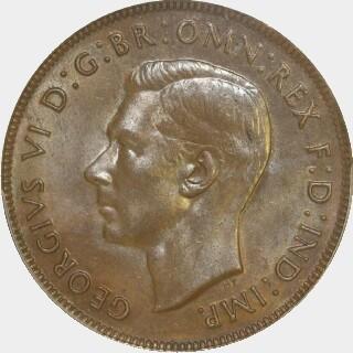 1944-Y  Penny obverse