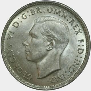 1938  Florin obverse