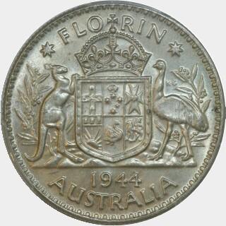 1944  Florin reverse