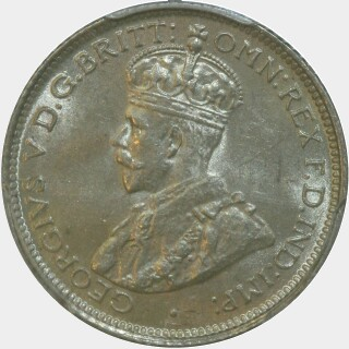 1928  Sixpence obverse