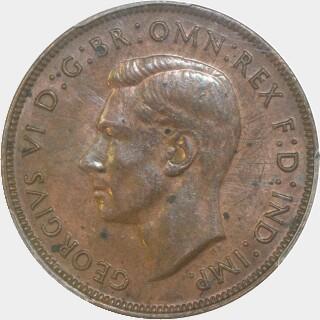 1944  Penny obverse