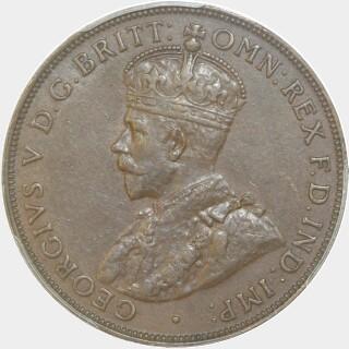 1922  Penny obverse