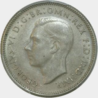 1946-P  Shilling obverse
