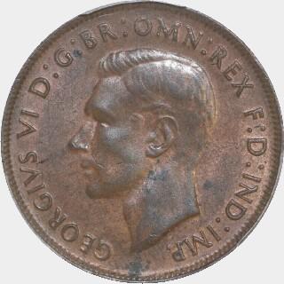 1943  Penny obverse