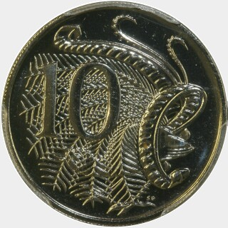 2011  Ten Cent reverse