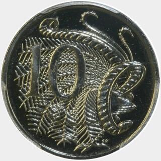 2013  Ten Cent reverse
