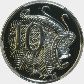 2004  Ten Cent reverse