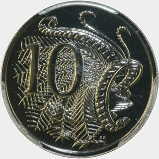 2005  Ten Cent reverse