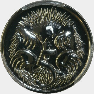 2004  Five Cent reverse