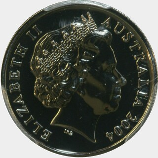 2004  Five Cent obverse