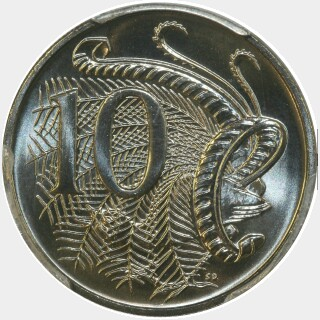 1994  Ten Cent reverse