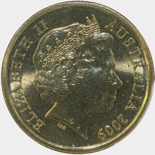 2009  Two Dollar obverse