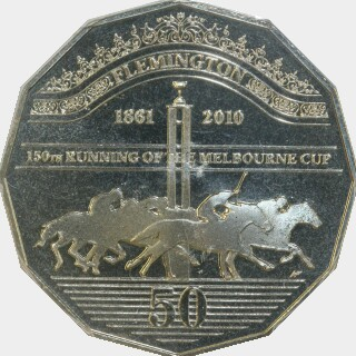 2010  Fifty Cent reverse
