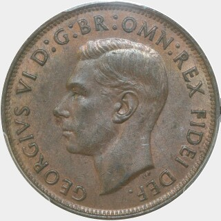 1952-A  Penny obverse
