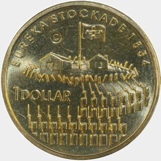 2004-C  One Dollar reverse