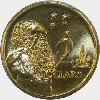 2003  Two Dollar reverse